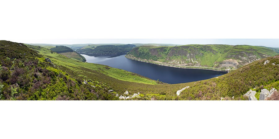 Caban Coch Reservoir - Elan Valley