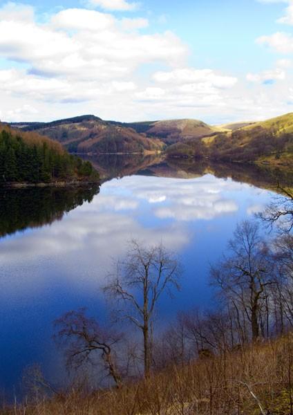 Welsh Lakes - Llyn Brianne
