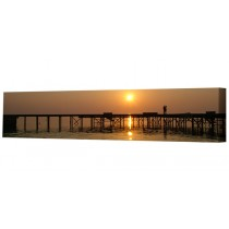 Extra Wide Panoramic Canvas Printing