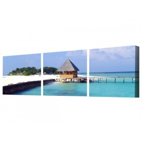 Splits - Canvas Panels, 3 Panel Panoramic