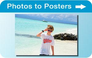 Poster printing, photo prints