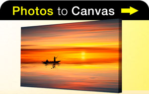 Photos onto Canvas